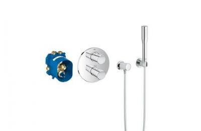 Grohtherm 2000 Perfect Shower set met Rainshower Cosmopolitan 210 - Grohe