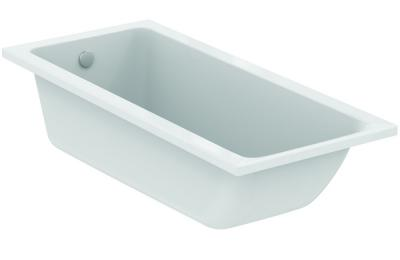 Inbouwbad 170x75 Acryl Connect air - Ideal standard