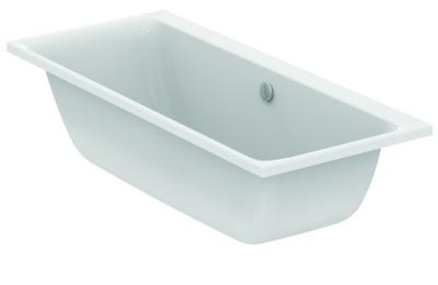 Inbouwbad 170x75 Acryl Connect air duo - Ideal standard